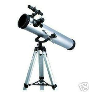 Un telescopio corto de vista